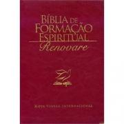 Bíblia de Formação Espiritual Renovare - Capa Luxo - Produto Reembalado