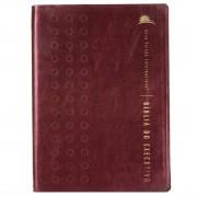 Bíblia do Executivo - Capa Luxo