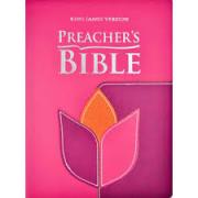 Bíblia do Pregador em Inglês - Preacher's Bible - King James Version