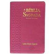 Bíblia Edição de Promessas Letra Hiper Gigante Plus com Índice