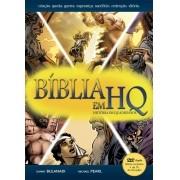 Bíblia em HQ - Histórias em Quadrinhos -  Com DVD Duplo