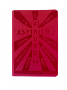 Biblia Fruto do Espírito - Capa Luxo Pink