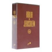 Bíblia Jerusalém Cristal