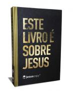 Bíblia Jesuscopy NVT - Este Livro é Sobre Jesus