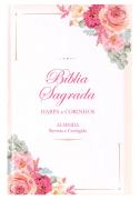 Bíblia Jovem - Capa Floral Buque