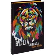 Bíblia Jovem Impactar Leão Harpa Cristã