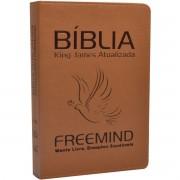 Bíblia King James Freemind - Capa Luxo