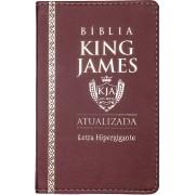 Bíblia King James LUXO