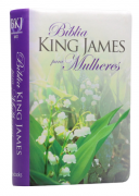 Bíblia King James Para Mulheres (Florida)