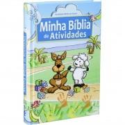 Bíblia Minha Bíblia de Atividades