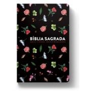 BÍBLIA NVT FLORES DO CAMPO LETRA NORMAL-Capa Dura