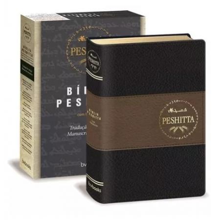 Bíblia Peshitta - Tradução dos Antigos Manuscritos Aramaicos