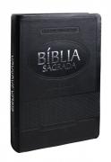 Bíblia RA Letra Gigante com Índice - Preta