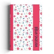 Bíblia RC - Capa Especial - Pink Floral