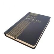Bíblia Sagrada ACF - Semi Luxo - Preta