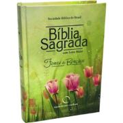 Bíblia Sagrada ARA - Fonte de Bênçãos - Produto Reembalado