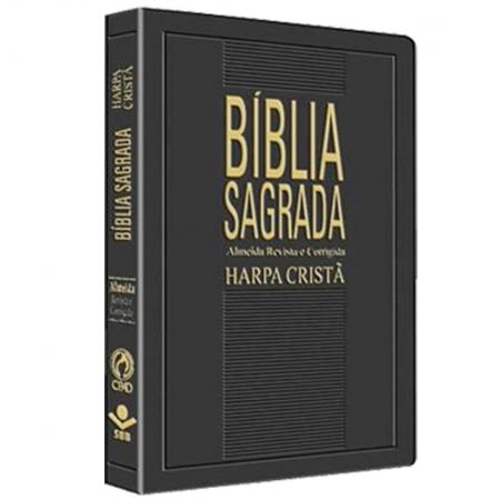 Bíblia Sagrada com Harpa Cristã Slim