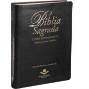 Bíblia Sagrada Letra ExtraGigante - Edição com Letras Vermelhas - ARA