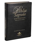 Bíblia Sagrada Letra ExtraGigante RA - Preta