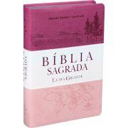 Bíblia Sagrada Letra Gigante Revista e Atualizada