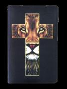 Bíblia Sagrada Letra HiperGigante - Capa Leão Cruz