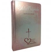 Bíblia Sagrada Ministério Mara Maravilha - Capa Dura - Produto Reembalado