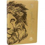 Bíblia Sagrada NAA - Leão Dourado