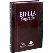 Bíblia Sagrada NAA Pequena - Capa Dura - Tradicional