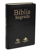 Bíblia Sagrada - Nova Almeida Atualizada - Preto