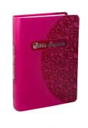 Bíblia Sagrada NTLH com Letra Grande - Pink