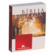 Bíblia Sagrada NVI Pequena - Brochura - Produto Reembalado