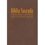 Bíblia Sagrada RC Gigante com Dicionário e Concordância índice Produto Reembalado