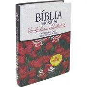Bíblia Sagrada Verdadeira Identidade - Flores