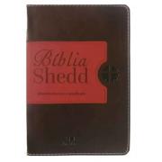 Bíblia Shedd - Marrom Vermelho