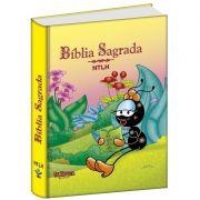 Bíblia Turma do Smilinguido Capa Dura NTLH