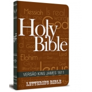 BKJ 1611 Ultra Fina - Lettering Bible (Holy Bible)