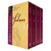 Box Comentários de João Calvino - Salmos 1 ao 4