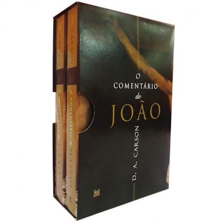 Box O Comentário de João e de Mateus