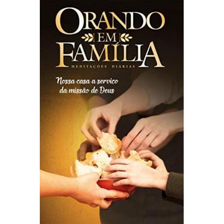 Devocional Orando em Família  2019 - Edição de Bolso