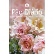 Devocional Pão Diário Vol. 25 - Capa Rosas