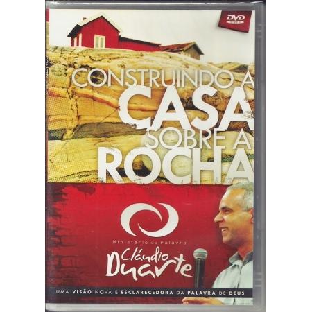 DVD CLAUDIO DUARTE - Construindo a Casa Sobre a Rocha