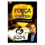 DVD CLAUDIO DUARTE - Força e Coragem é o Que Precisamos!