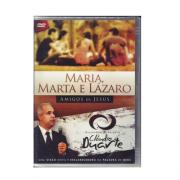 DVD CLAUDIO DUARTE - Maria, Marta e Lázaro