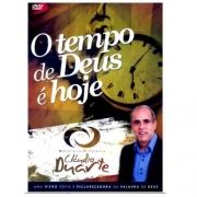 DVD CLAUDIO DUARTE - O Tempo de Deus é Hoje