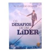 DVD CLAUDIO DUARTE - Os Desafios de um Líder - 3ª Eslavec