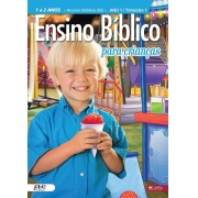 Ensino Bíblico Para Crianças - 1 a 2 Anos