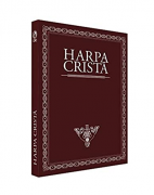 Harpa Cristã Média Popular Marrom