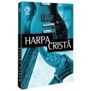 Harpa Cristã Popular - Letra Grande - Azul