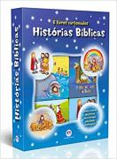 Histórias Bíblicas - Box com 6 Livros Cartonados