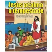 Lição Jesus Acalma A Tempestade